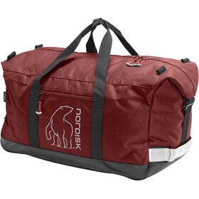 Nordisk Flakstad Travel Bag 45L, burnt red